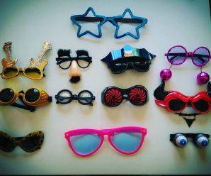 Ya nos han llegado las nuevas gafas para hacer el tontacoooo!!!!! :-)